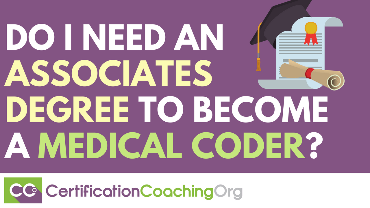 Cco affordable medical coding certification courses and exam do i need an associates degree to become a medical coder xflitez Image collections
