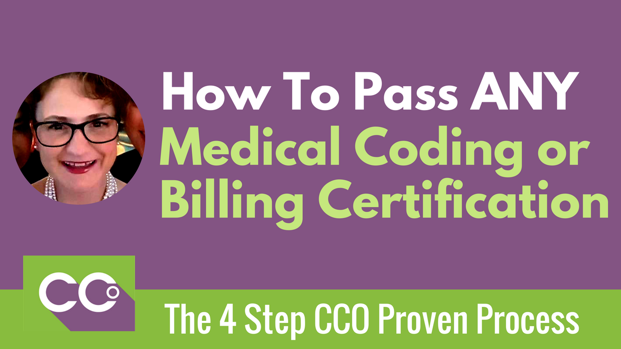 How To Pass The Cpc Exam Or Any Credential The Cco Proven Process