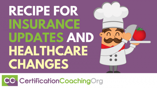 Recipe for Yearly Insurance Updates and Healthcare Changes - Blog