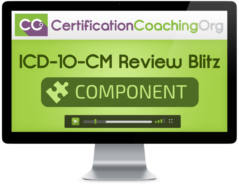 ICD-10-CM Blitz Component