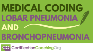 Medical Coding for Lobar Pneumonia
