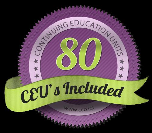 80 Continuing Education Units