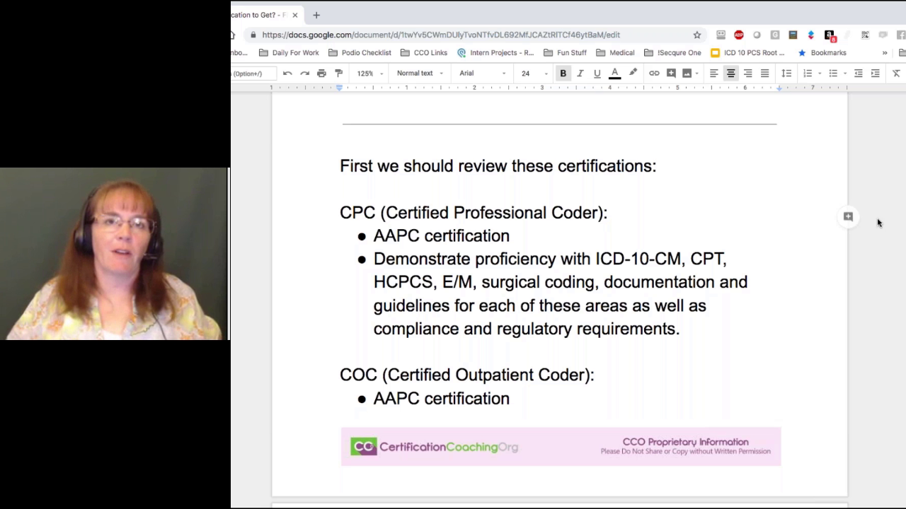 Cco Faq Which Medical Coding Certification To Get