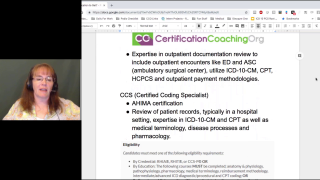 Which Medical Coding Certifcation to Get 03