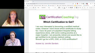 Which Medical Coding Certifcation to Get 07