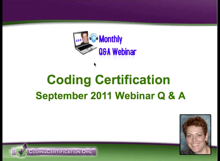 September Webinar Replay