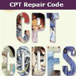 CPT Repair Code