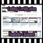 Coding Certification Youtube