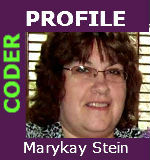 Medical Coder Profile: Marykay Stein, CPC-A — Video