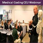 Medical Coding CEU Webinar — VIDEO