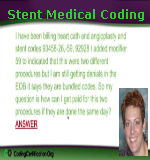 Stent Medical Coding — Video