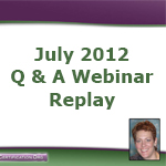 Medical Coding Certification Webinar Replay (July 2012)