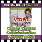 Coding Cardiac Catheterization — Free Answer Sheet Download