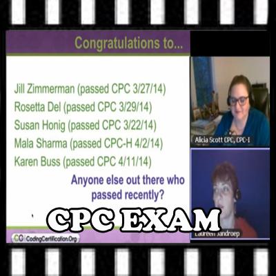 cpc exam graduates