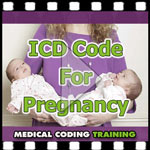 icd code for pregnancy
