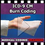 ICD 9 CM Burn Coding — VIDEO