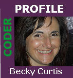 Medical Coder Profile: Becky Curtis