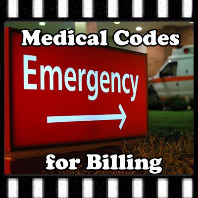 medical codes for billing