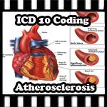 medical coding Atherosclerosis