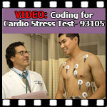Medical Coding Help — How to Code Cardio Stress Test