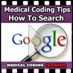 Medical Coding Tips: How to Search — VIDEO