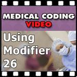 Medical Coding Training — Using Modifier 26