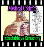 medical coding intractable