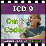 The Use of Omit Codes in ICD 9
