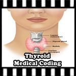 thyroid medical coding